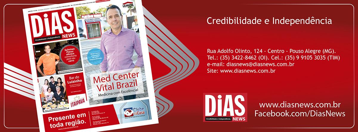 CLICK AQUI e acesse a edição 336 do Dias News