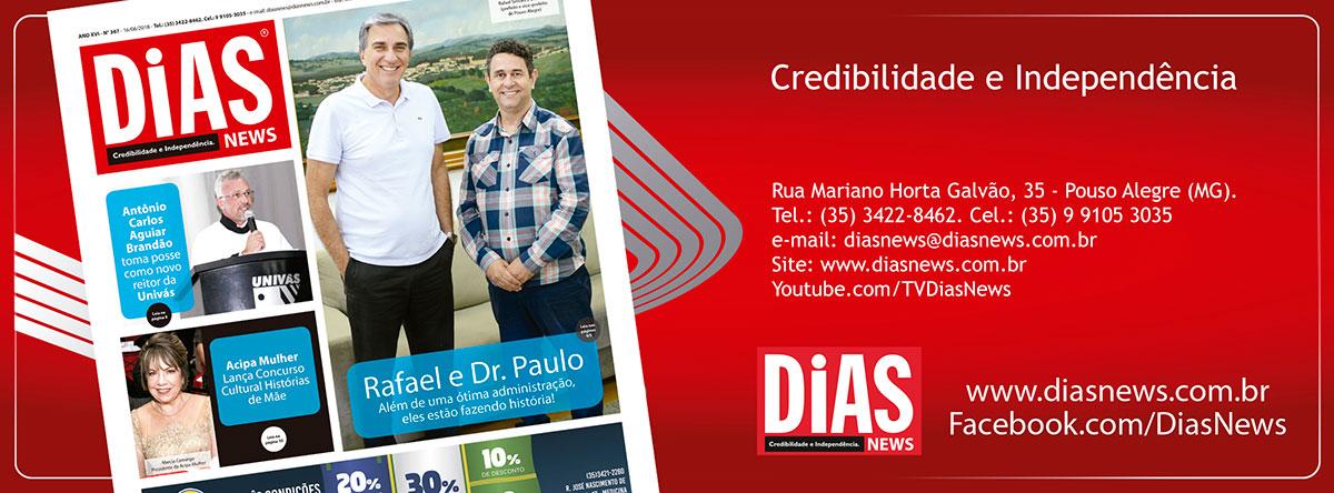 CLICK AQUI e acesse a edição 367 do Dias News