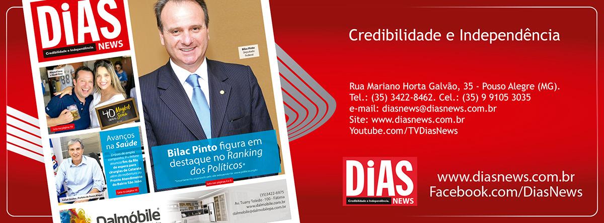 CLICK AQUI e acesse a edição 371 do Dias News